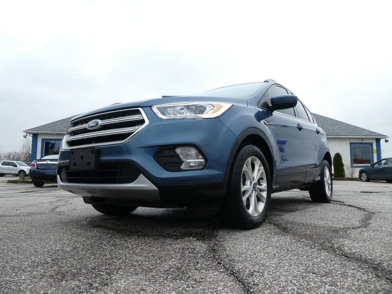 2018 Ford Escape SEL- LEATHER- NAVIGATION- REMOTE START- BLUETOOTH