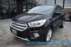 2018_Ford_Escape_SEL / 4WD / Heated Leather Seats / Navigation / Panoramic Sunroof / Bluetooth / Back Up Camera / Cruise Control / 28 MPG / 1-Owner_ Anchorage AK