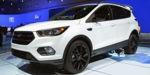 2018 Ford Escape SEL Calgary AB