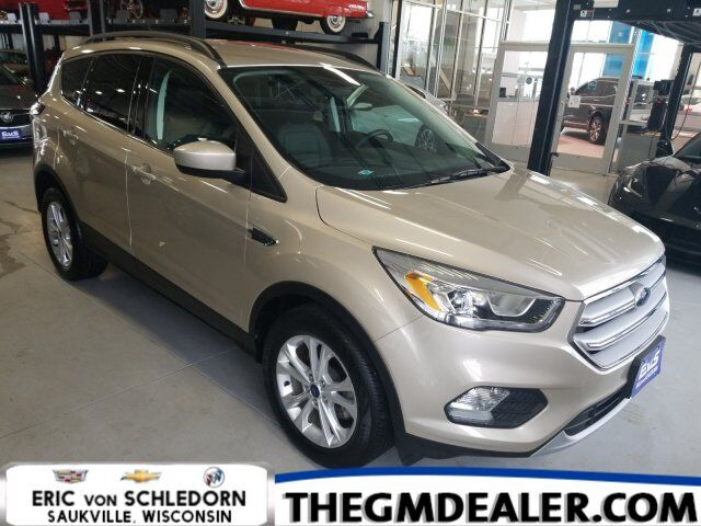 2018 Ford Escape SEL FWD 1.5L EcoBoost w/HtdLthr PowerLiftgate SYNC RearCamera Milwaukee WI