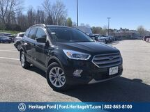 2018 Ford Escape SEL South Burlington VT