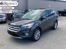 2018_Ford_Escape_Titanium  - Leather Seats -  Bluetooth_ Quesnel BC