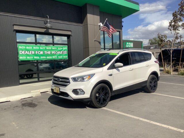 2018 Ford Escape Titanium 4WD Spokane Valley WA