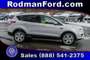 2018 Ford Escape Titanium Boston MA