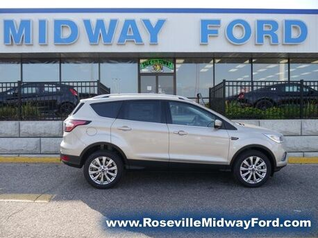 2018_Ford_Escape_Titanium_ Roseville MN