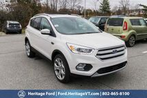 2018 Ford Escape Titanium South Burlington VT
