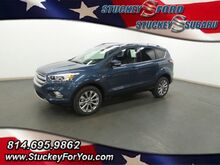 2018 Ford Escape Titanium Altoona PA