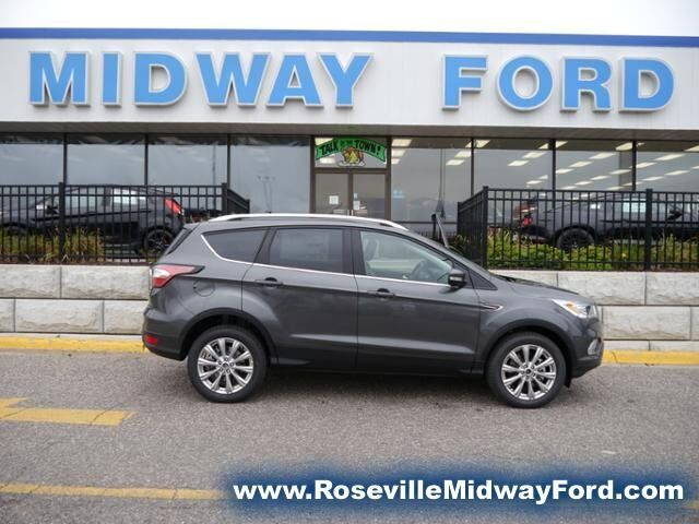 2018 Ford Escape Titanium Roseville MN
