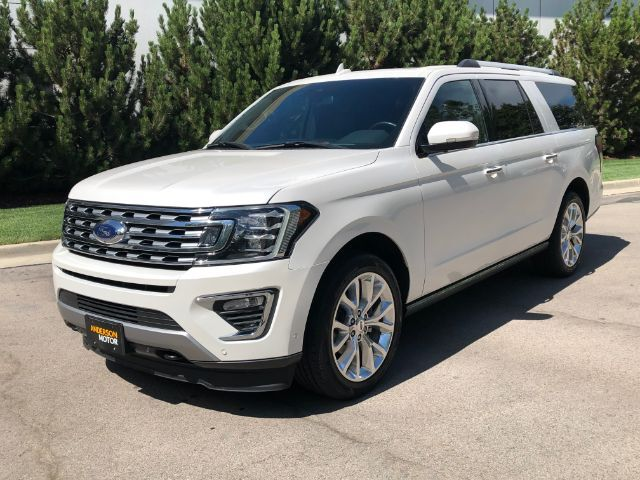 2018 Ford Expedition MAX Limited 4WD Salt Lake City UT