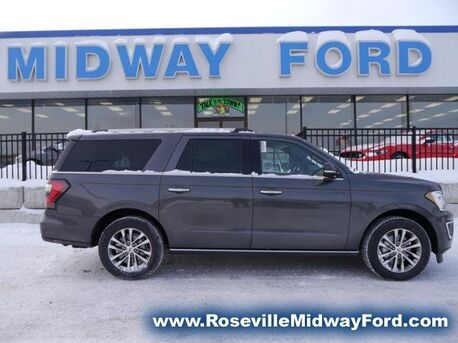 2018_Ford_Expedition_MAX Limited_ Roseville MN