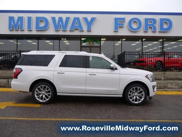 2018 Ford Expedition MAX Platinum Roseville MN