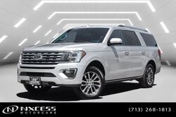 Ford Expedition Max 4X4 Limited Low Miles Warranty! 2018