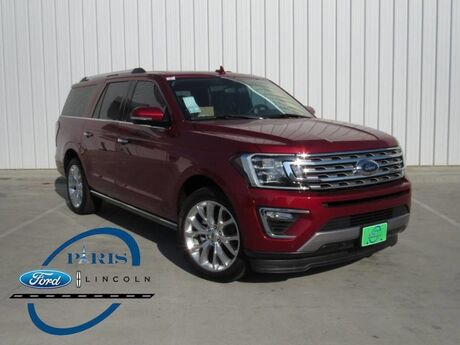 2018 Ford Expedition Max Limited  TX