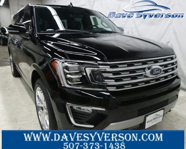 2018 Ford Expedition Max Limited Albert Lea MN
