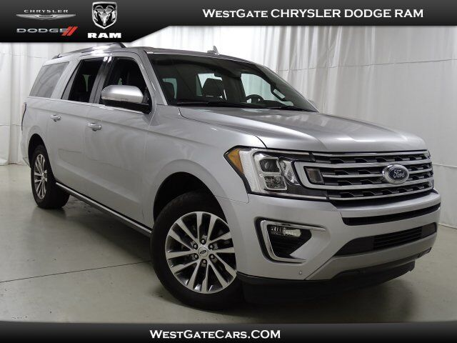 2018 Ford Expedition Max Limited Raleigh NC