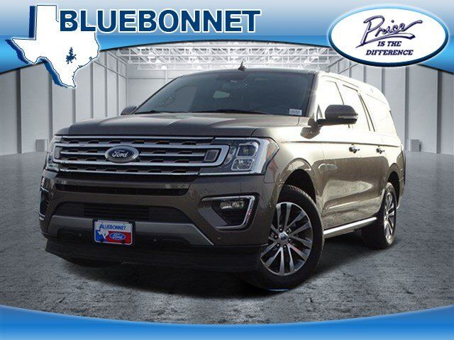 2018 Ford Expedition Max Limited San Antonio TX