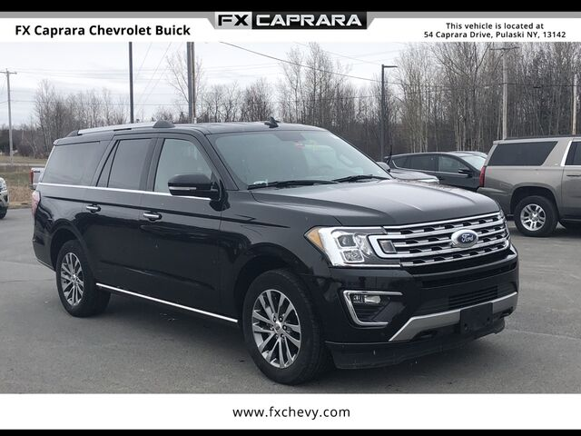 2018 Ford Expedition Max Limited Watertown NY