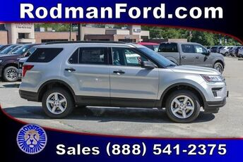 2018 Ford Explorer Base Boston MA