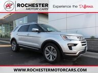 2018 Ford Explorer Limited Rochester MN