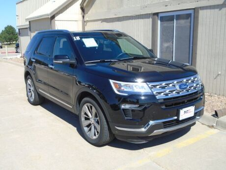2018 Ford Explorer Limited 4WD Colby KS