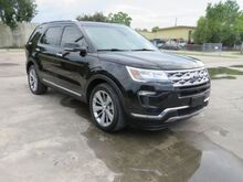2018_Ford_Explorer_Limited FWD_ Houston TX