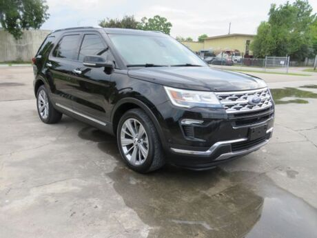 2018 Ford Explorer Limited FWD Houston TX
