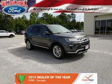 2018_Ford_Explorer_Limited FWD_ Augusta GA