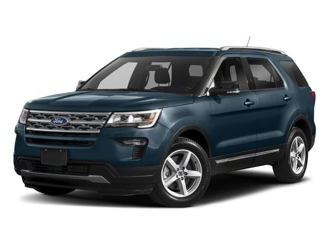 2018 Ford Explorer Limited Hardeeville SC