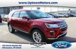 2018_Ford_Explorer_Limited_ Milwaukee and Slinger WI