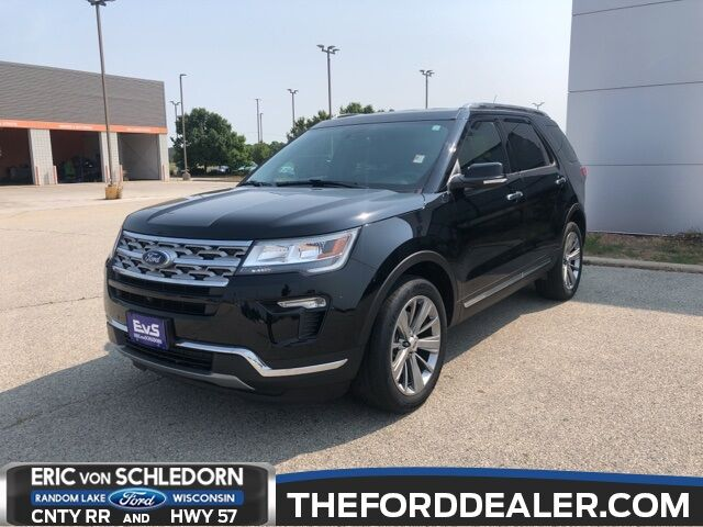 2018 Ford Explorer Limited Milwaukee WI