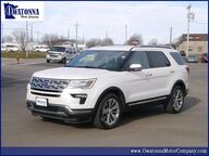 2018 Ford Explorer Limited Owatonna MN