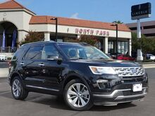 2018 Ford Explorer Limited San Antonio TX