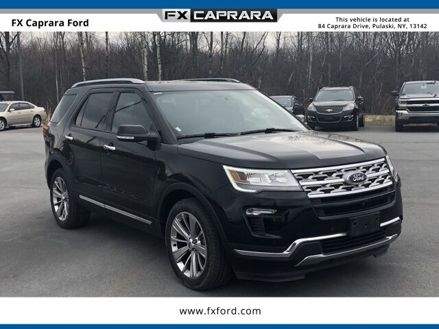 2018 Ford Explorer Limited Watertown NY