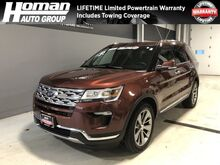 2018 Ford Explorer Limited Waupun WI