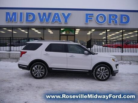 2018_Ford_Explorer_Platinum_ Roseville MN
