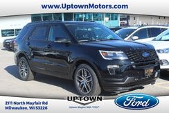 2018_Ford_Explorer_Sport 4WD_ Milwaukee and Slinger WI