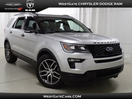 2018 Ford Explorer Sport Raleigh NC