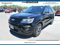 2018 Ford Explorer Sport Watertown NY