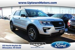 2018_Ford_Explorer_Sport_ Milwaukee and Slinger WI