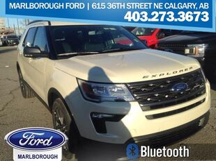 2018 Ford Explorer XLT 4WD  -  Bluetooth