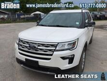 Ford Explorer XLT 4WD  - Sunroof - Leather Seats 2018