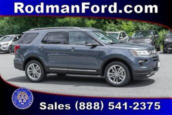 2018 Ford Explorer XLT Boston MA