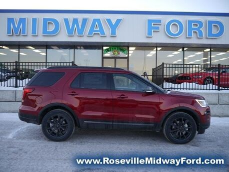 2018_Ford_Explorer_XLT_ Roseville MN