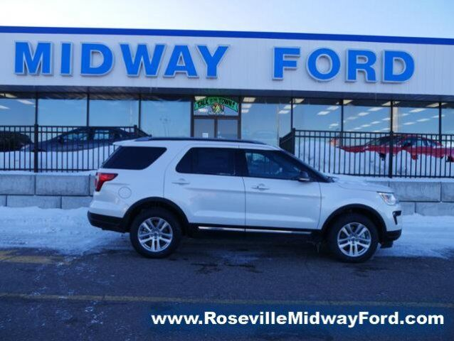 2018 Ford Explorer XLT Roseville MN