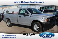 2018_Ford_F-150_2WD XL Reg Cab_ Milwaukee and Slinger WI