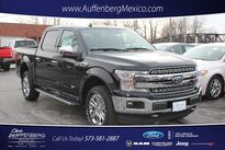 Ford F-150 4WD Lariat SuperCrew 2018