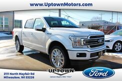 2018_Ford_F-150_4WD Limited SuperCrew_ Milwaukee and Slinger WI