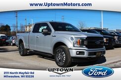 2018_Ford_F-150_4WD XLT SuperCab_ Milwaukee and Slinger WI