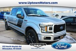 2018_Ford_F-150_4WD XLT SuperCrew_ Milwaukee and Slinger WI