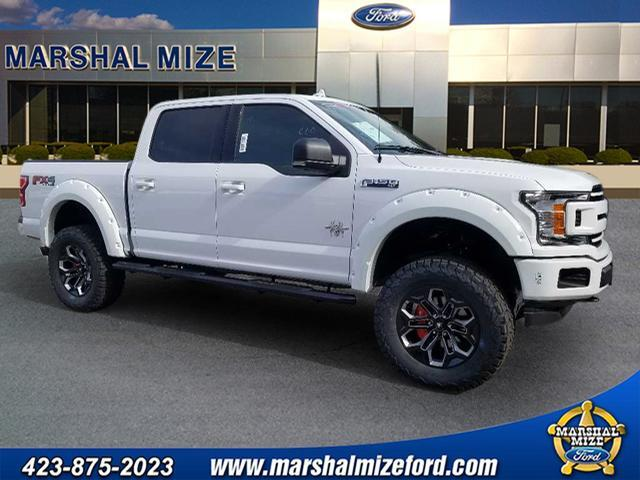 2018 Ford F 150 Custom Black Widow Chattanooga Tn 26902404